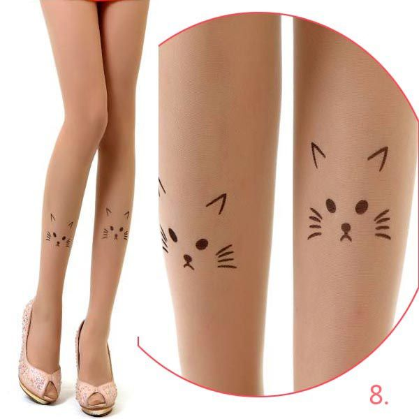 Collants &quot&#x3B;tattoo&quot&#x3B;