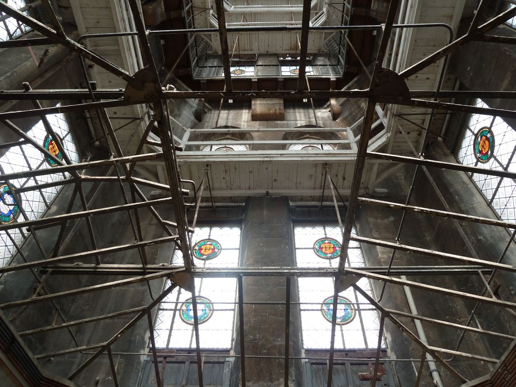 Le deuxième étage de la tour a été occupé depuis 1891 et jusqu'aux années 1960, par une station météorologique.