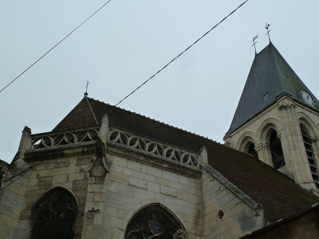 Randonnée en boucle de Cormeilles-en-Parisis - 18 km.