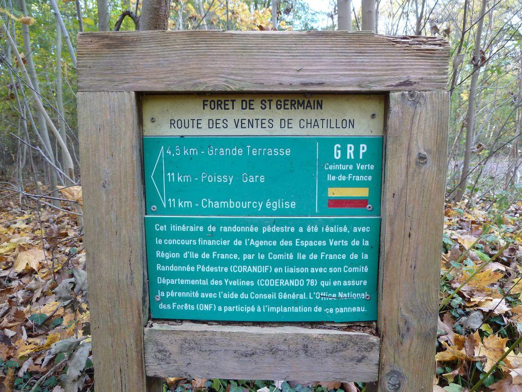 Randonnée de Chatou à Maisons-Laffitte 21 km - 2/2