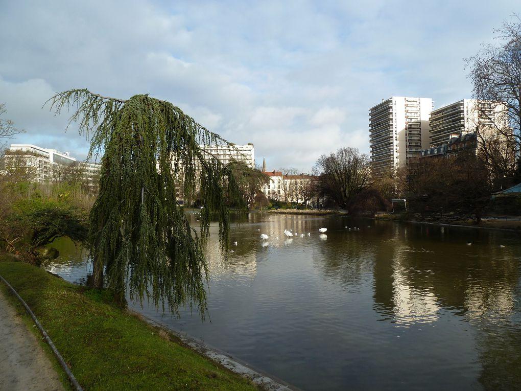 Parc Montsouris.