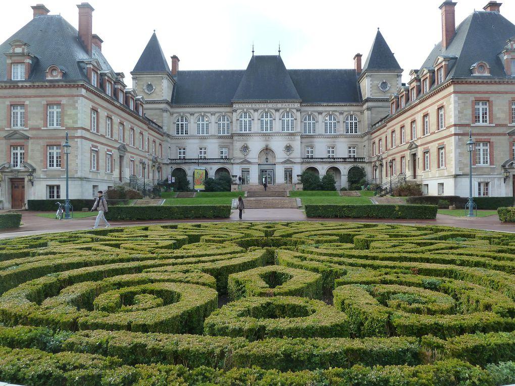 Cité Universitaire.