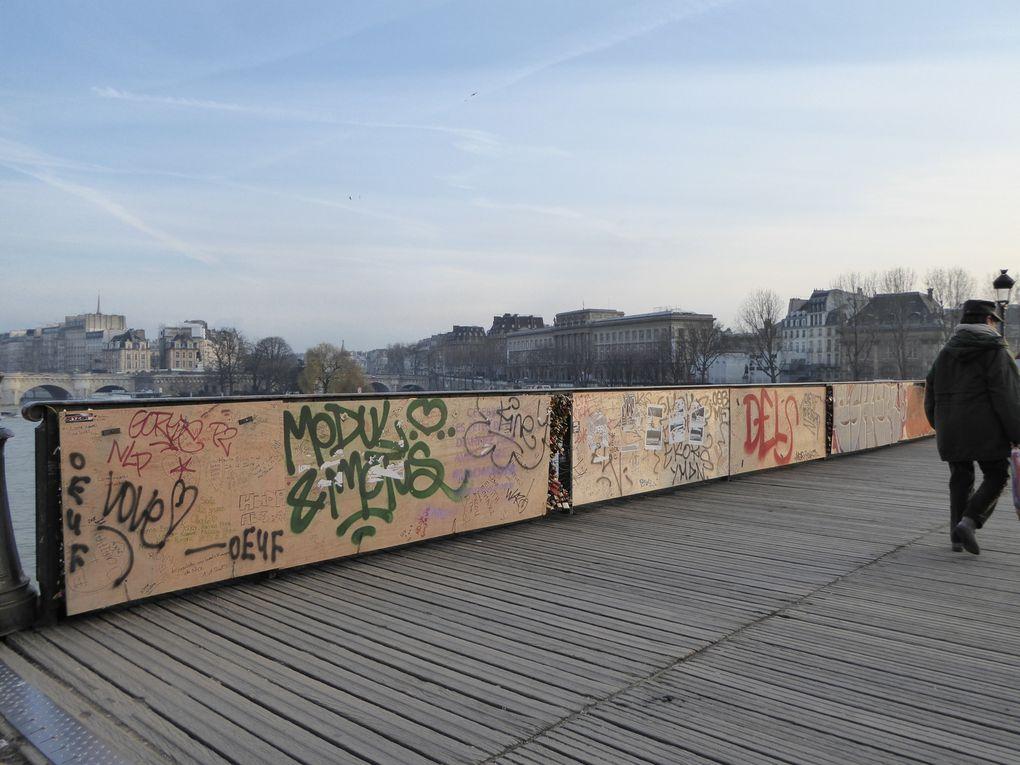 Promenade à Paris hiver 2015. 4/..