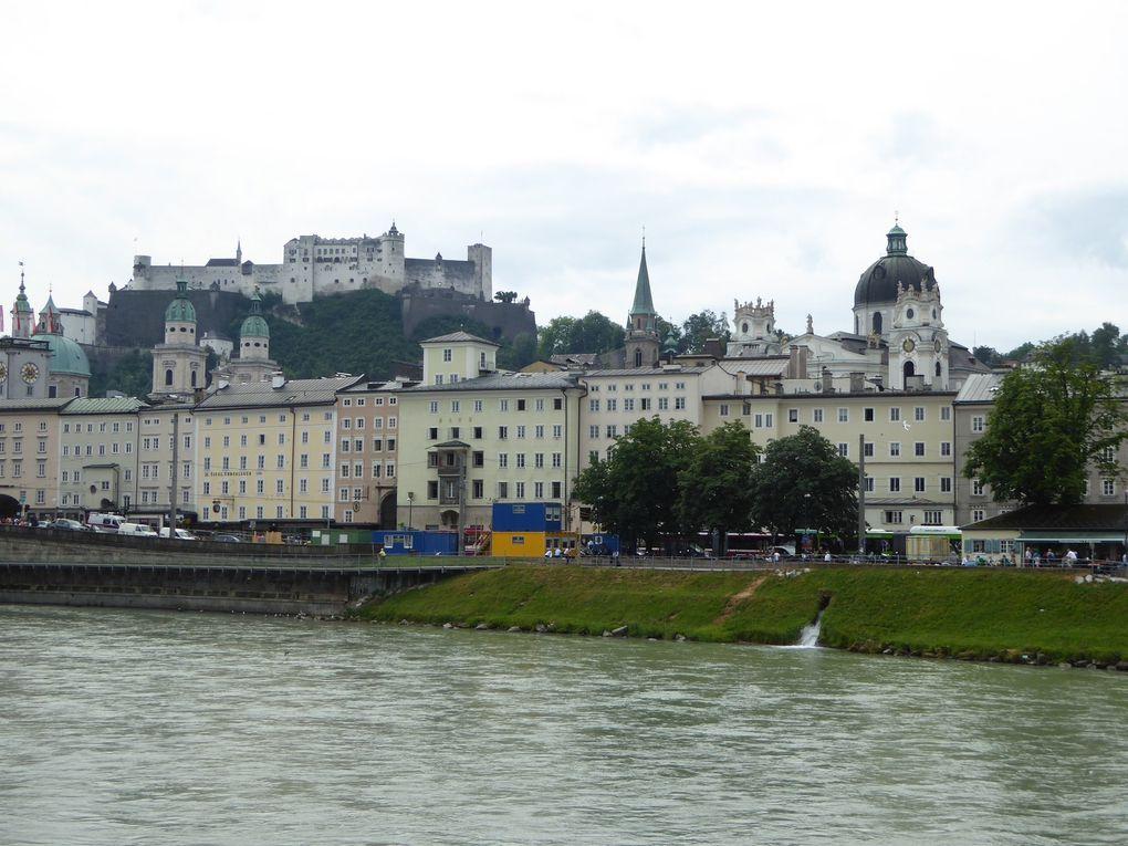 Salzbourg - Autriche été 2015 - 1/2