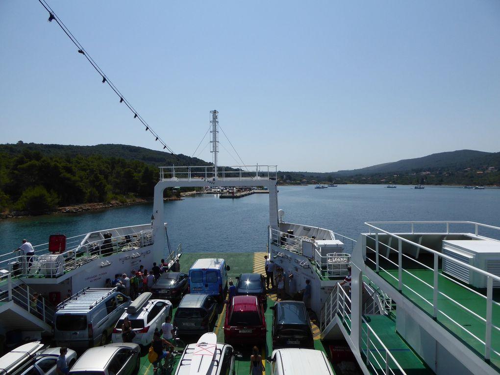 île de Dugi-Otok - Croatie été 2015.