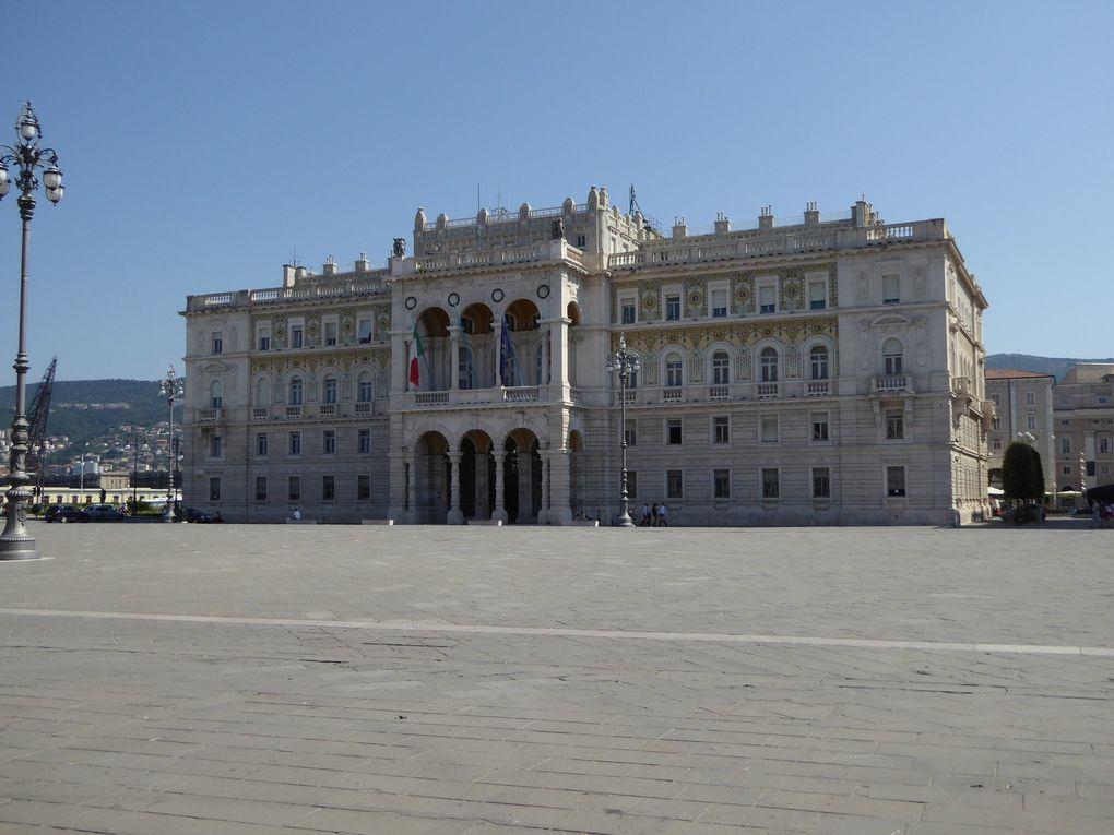 Trieste - Italie été 2015. 1/2