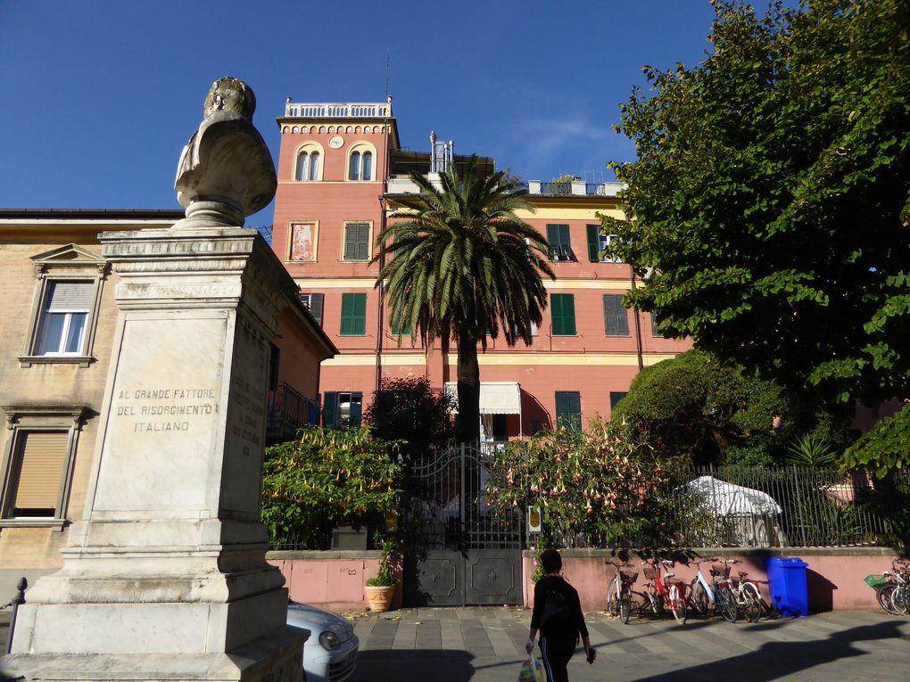 Randonnée de Levanto à Monterosso - Cinque Terre. Automne 2015.