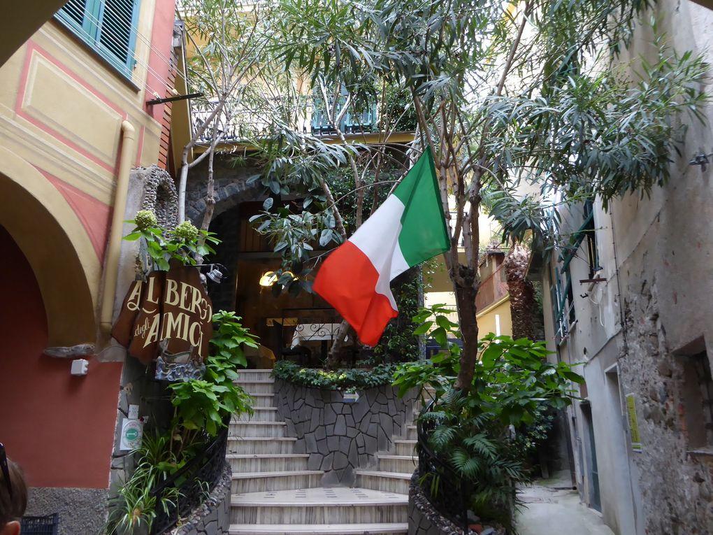 Monterosso - Cinque Terre. Automne 2015.