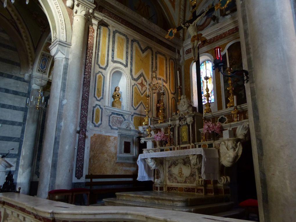 Visite de Vernazza et Corniglia - Automne 2015.