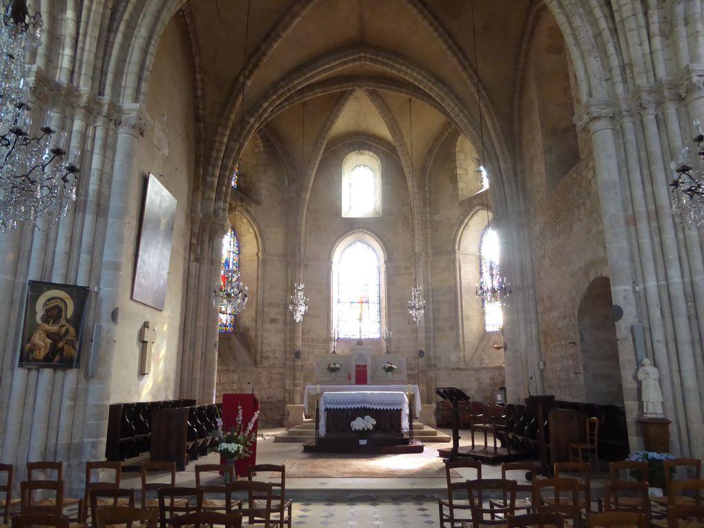 Randonnée en boucle à La Ferté-Alais - 9 Km. Visite du musée volant Jean-Baptiste Salis.