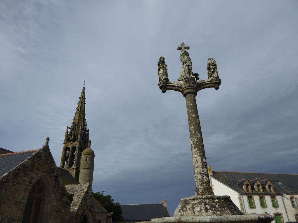 Plovan, la Chapelle de Languidou, Tronoan - Bretagne - Eté 2016 6/..