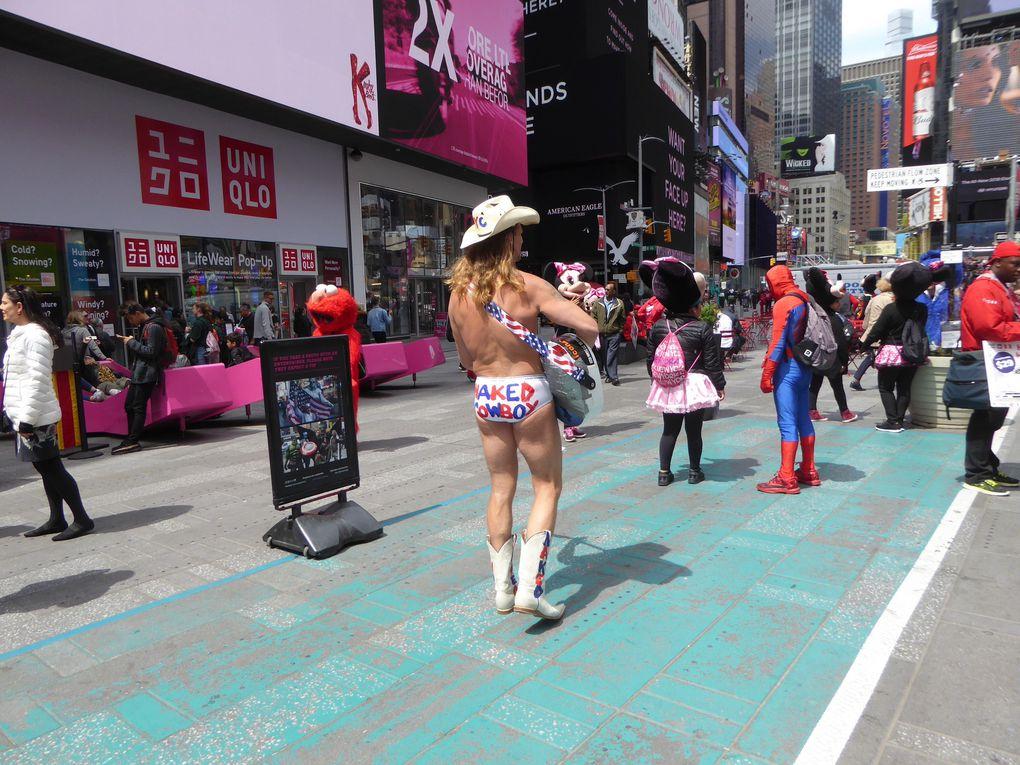 NewYork City, Times Square - Mai 2017