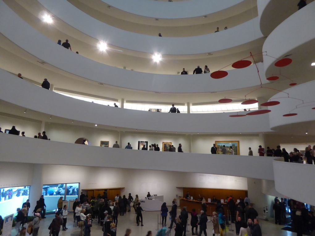 New-York City, Guggenheim Museum - Mai 2017.
