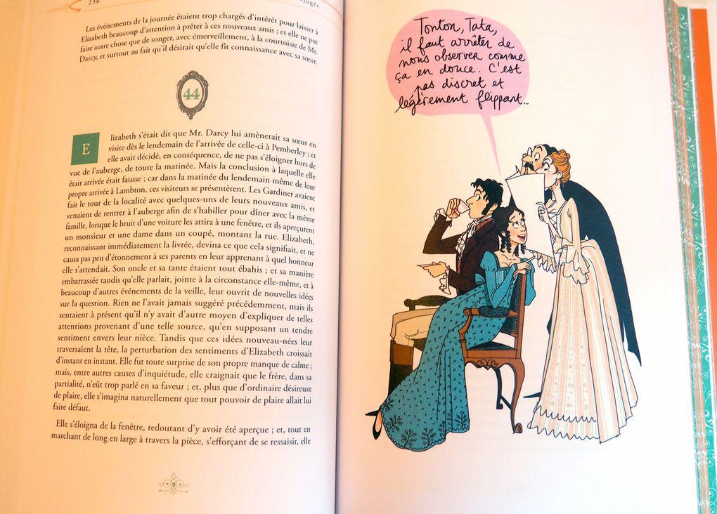 Les deux premières photos ont été prises sur le site des Editions Tibert - http://www.tibert-editions.fr/24-orgueil-prejuges