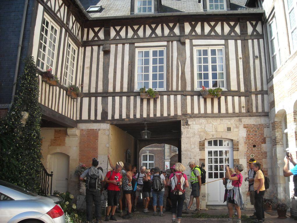 Week-end randonnée à Pont-Audemer