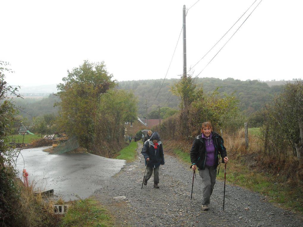 Une randonnée dans la région de Croisilles