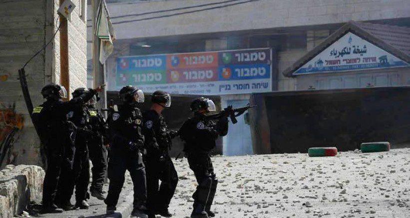 Des photos de la Cisjordanie occupée