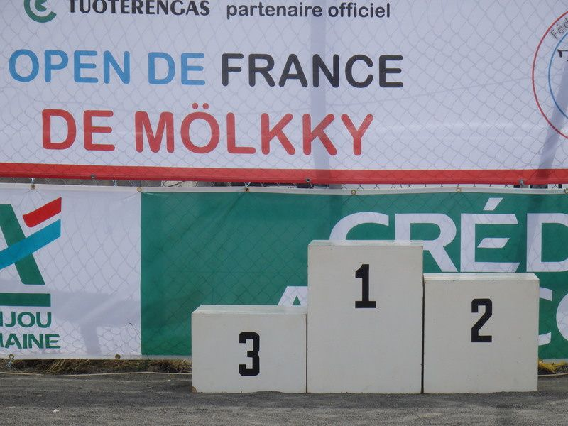 OPEN de FRANCE CRAON 2014
