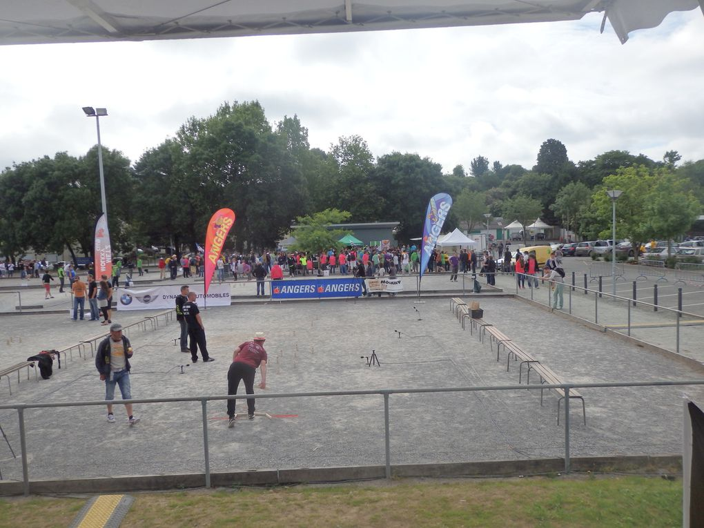 Open de France 2015 Angers Photos