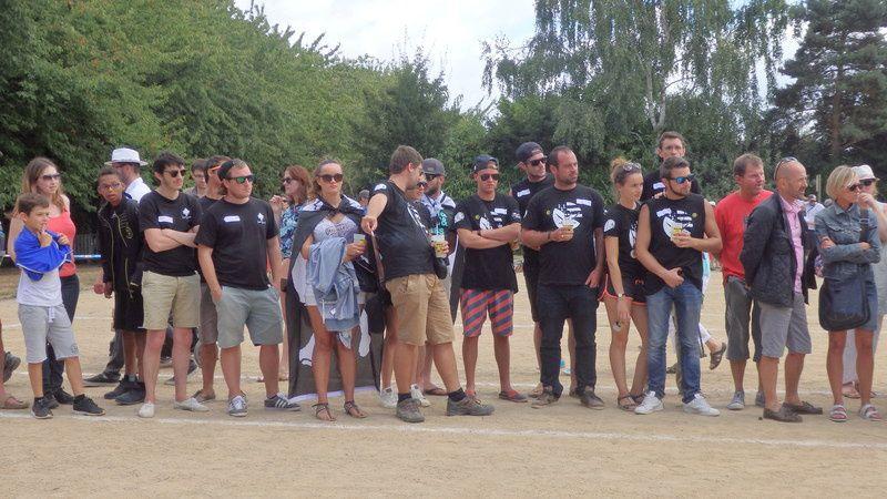 Championnat du Monde de Mölkky 2016