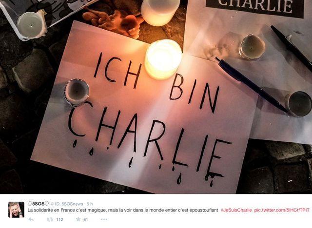 Le jour ou nous sommes tous Charlie