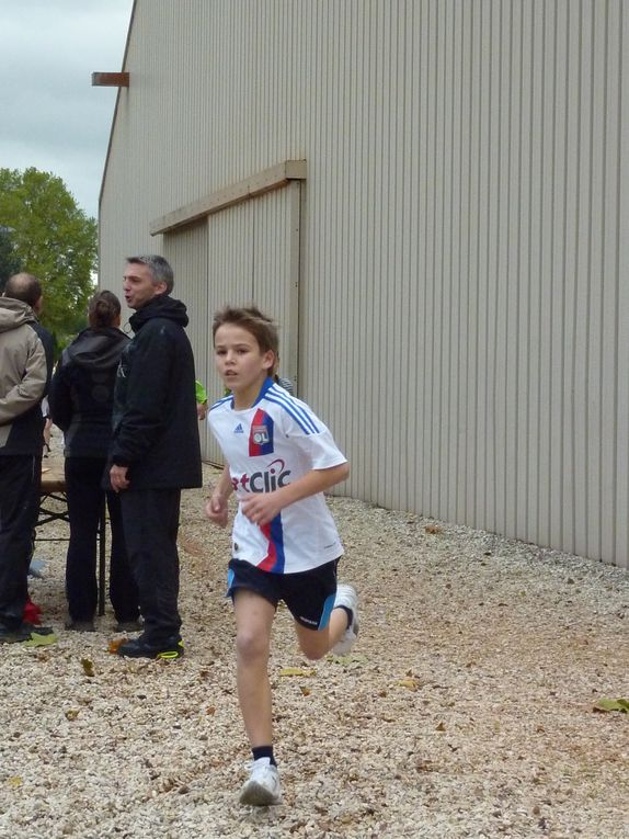 Cross de district Nov. 2013 Romilly sur Seine