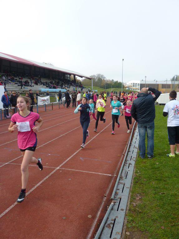 Cross départemental 2014 à Troyes