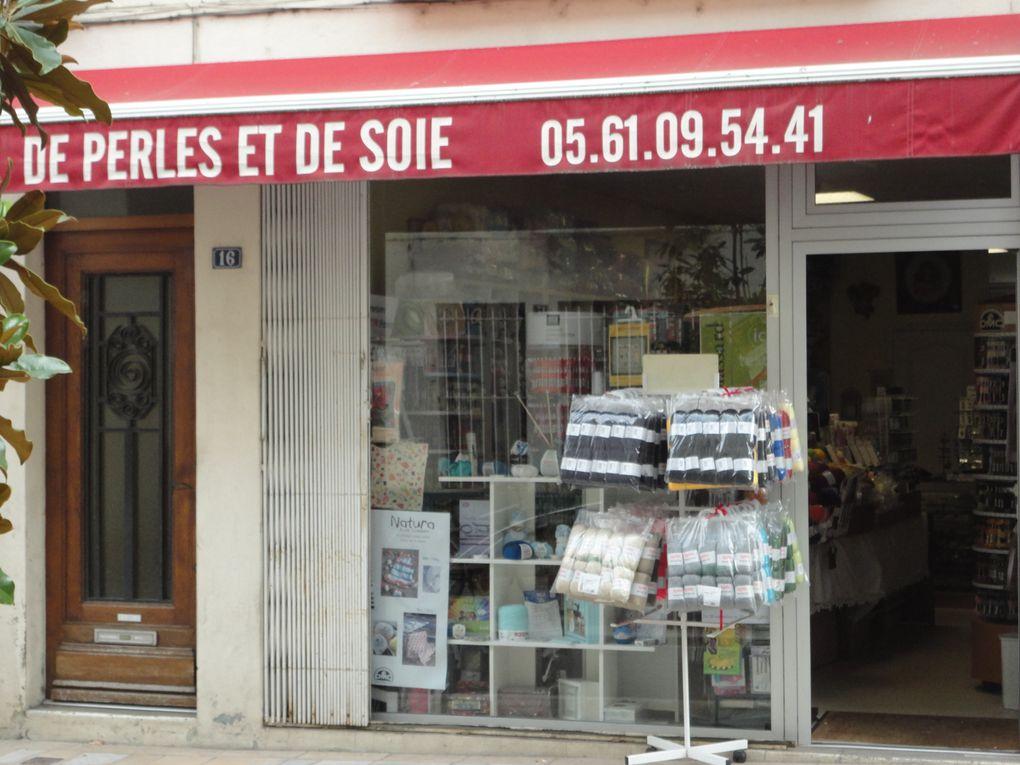 Ma boutique : De perles et de soie