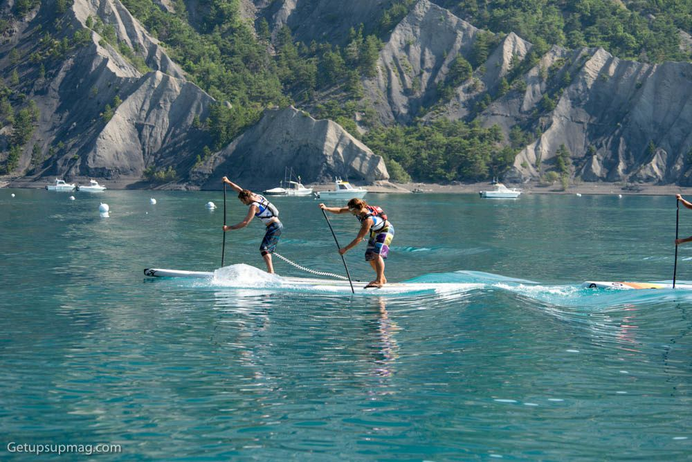 Serre Ponçon Stand UP Paddle Event 2013, N°4.