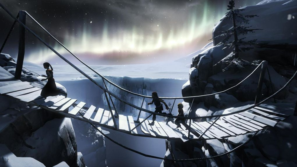 Avis sur Brothers : A Tale of Two Sons