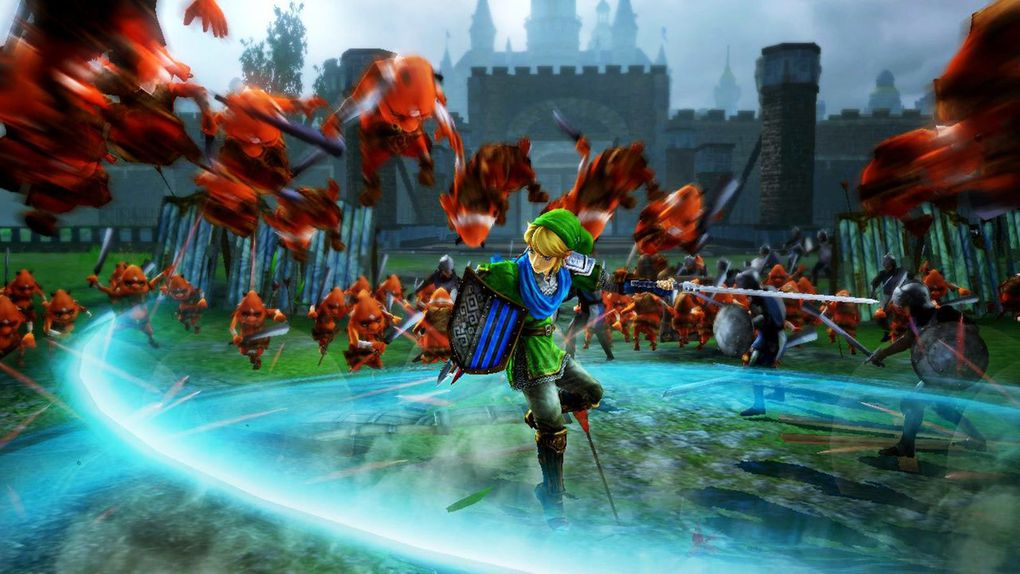 Avis sur Hyrule Warriors