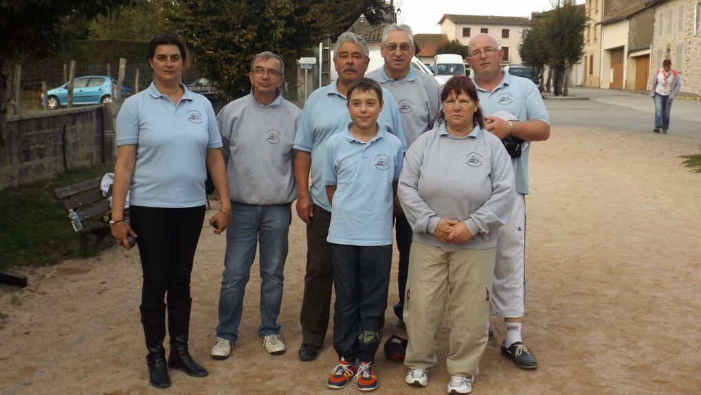 CHAMPIONNAT DEPARTEMENTAL DES CLUBS MASCULIN