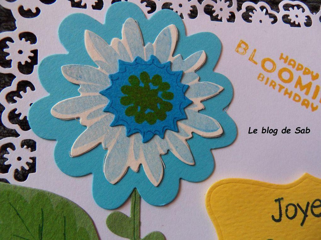 Carte anniversaire femme : anniblog n° 7