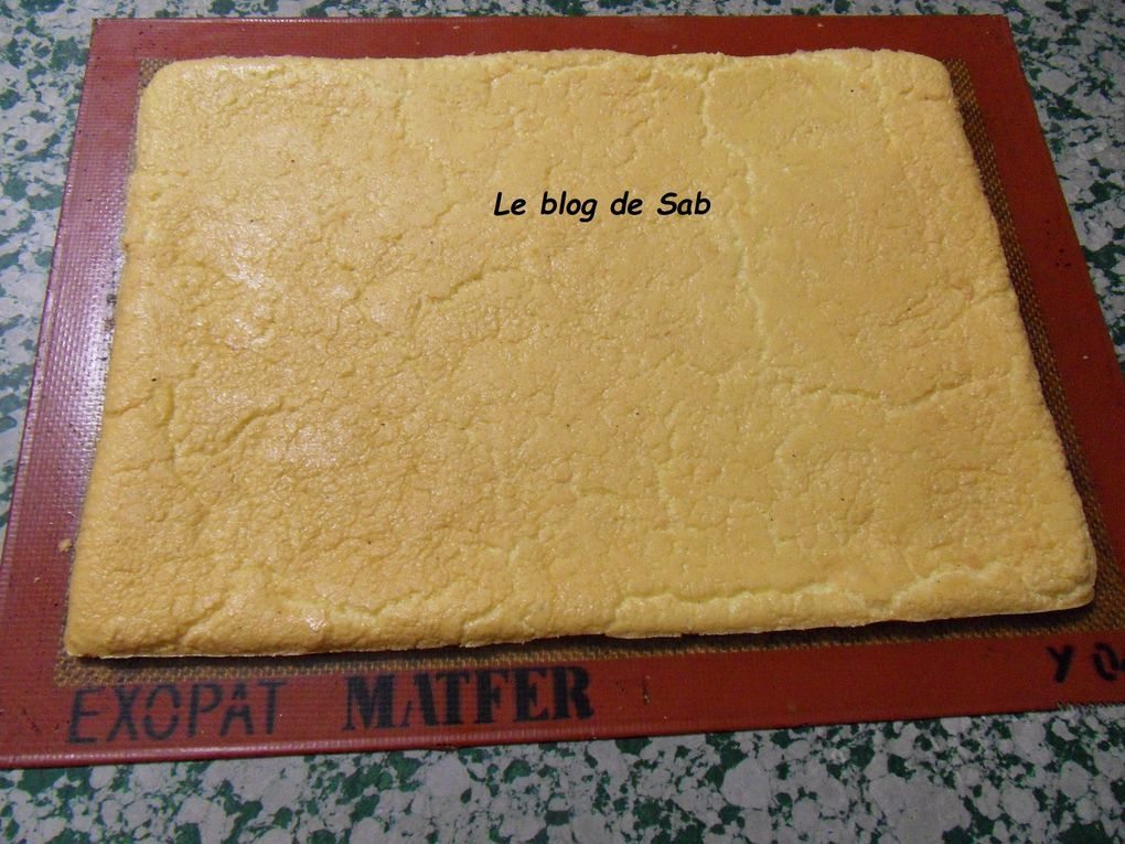 Entrée froide gâteau saumon, pamplemousse....