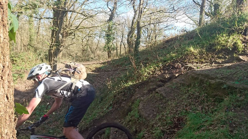 Mtb With a finisher in your face