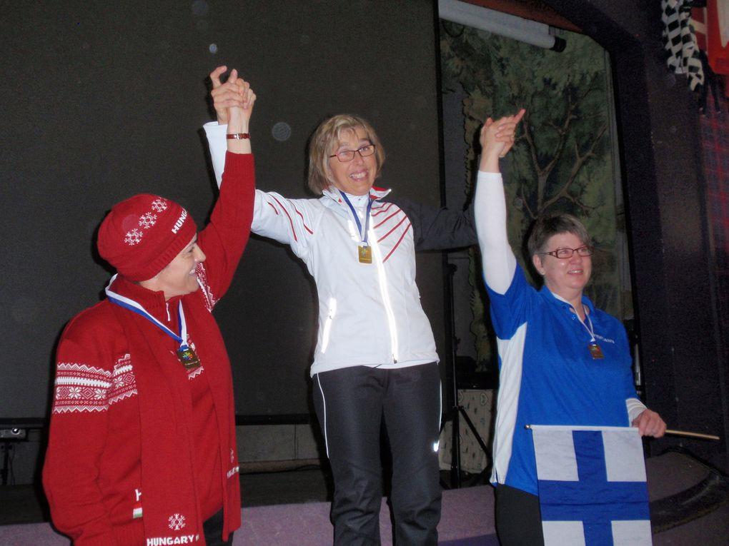 Fotos von den Siegerehrungen und Medaillengewinnern
