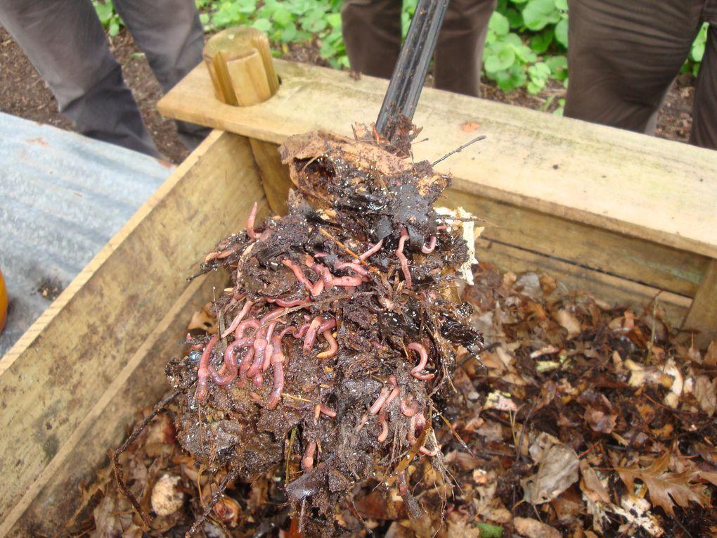 le compostage au jardin naturel