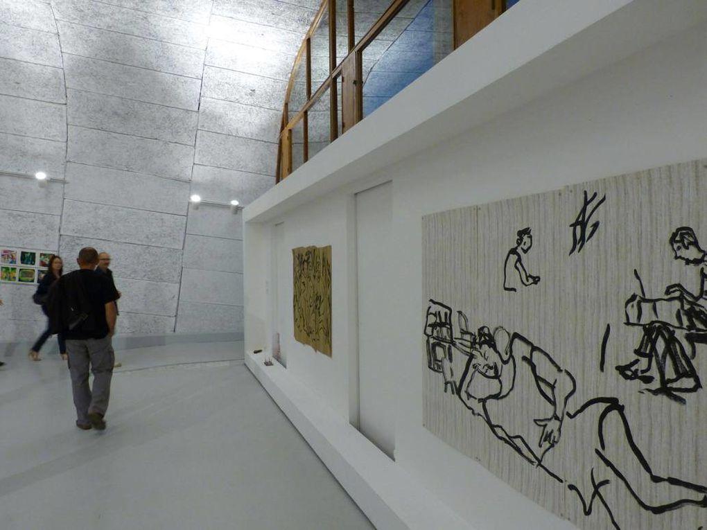 La soirée du Week end Fada, l'expo des Artistes au Mamo