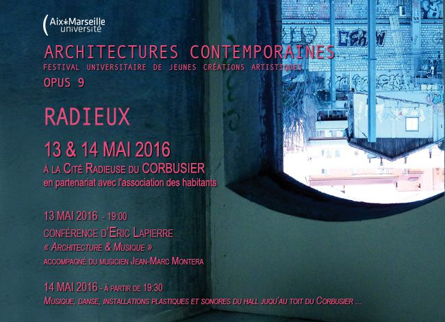 architectures contemporaines