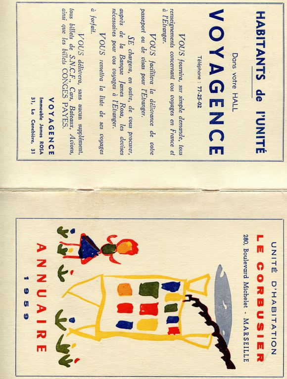 ANNUAIRE  1959