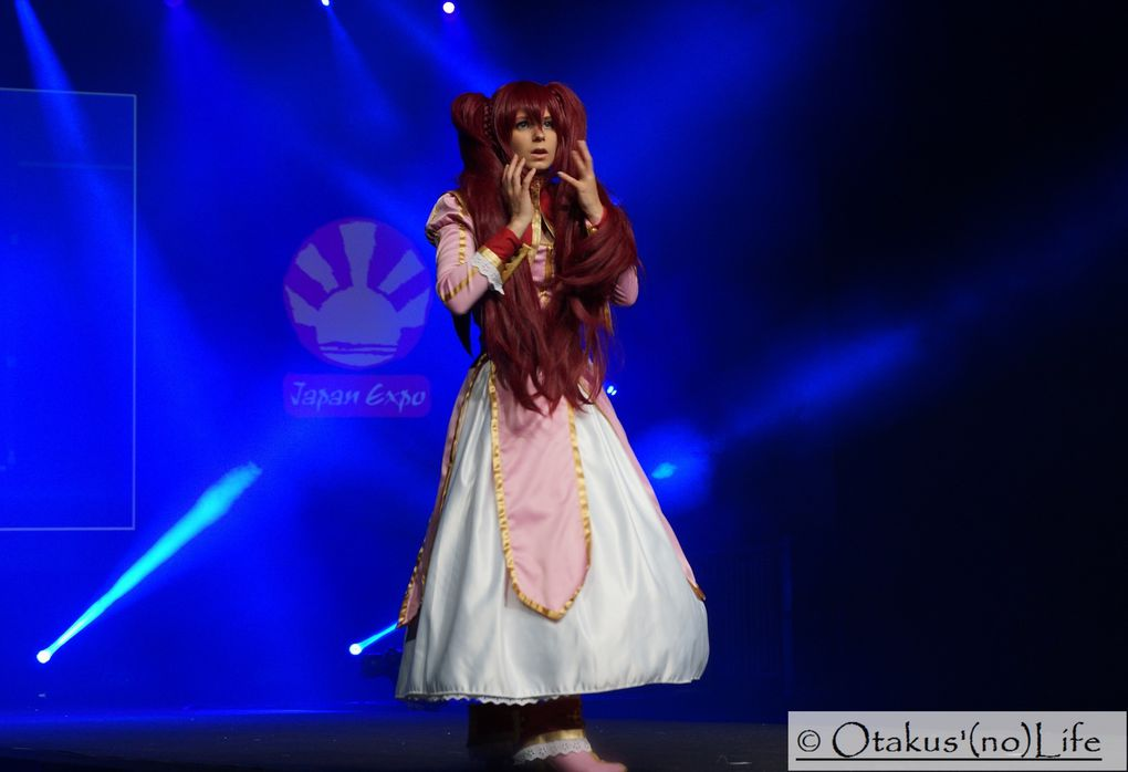 [JAPAN EXPO 2015] European Cosplay Gathering (ECG) Saison 5 et Cosplay Libre
