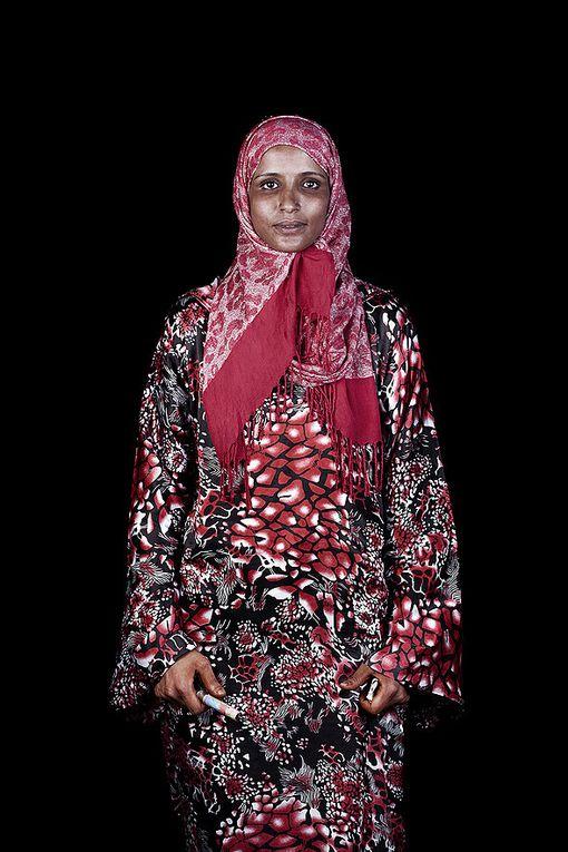 Admirez les photos de Leila Alaoui, la photographe qui a succombé à ses blessures après avoir été blessée par balles à la terrasse du Cappuccino, l'un des lieux touchés par les attentats qui ont frappé Ouagadougou