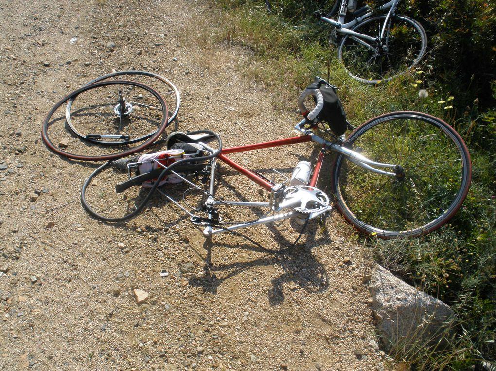 Le cyclotourisme c'est ça !