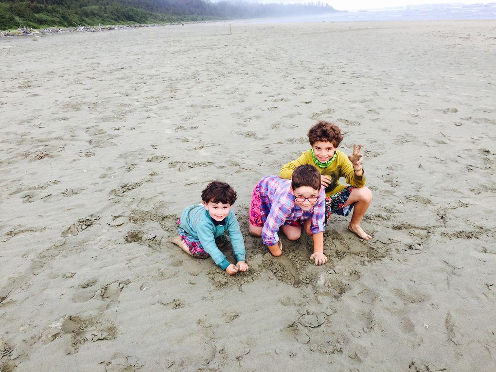 Photos en retard : Long beach