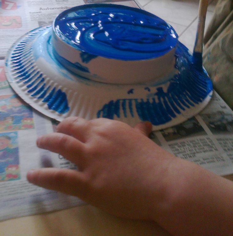 Un joli chapeau pour la fête des mamans