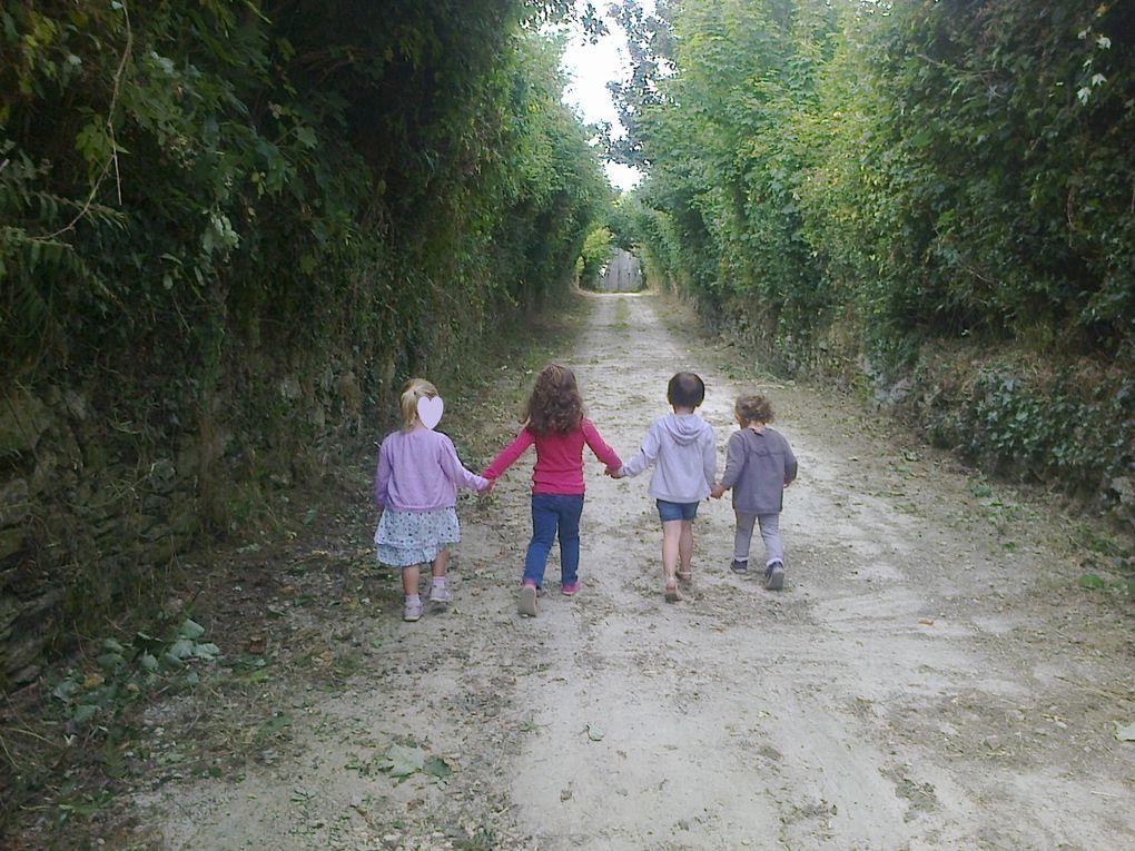 Petite sortie à la campagne