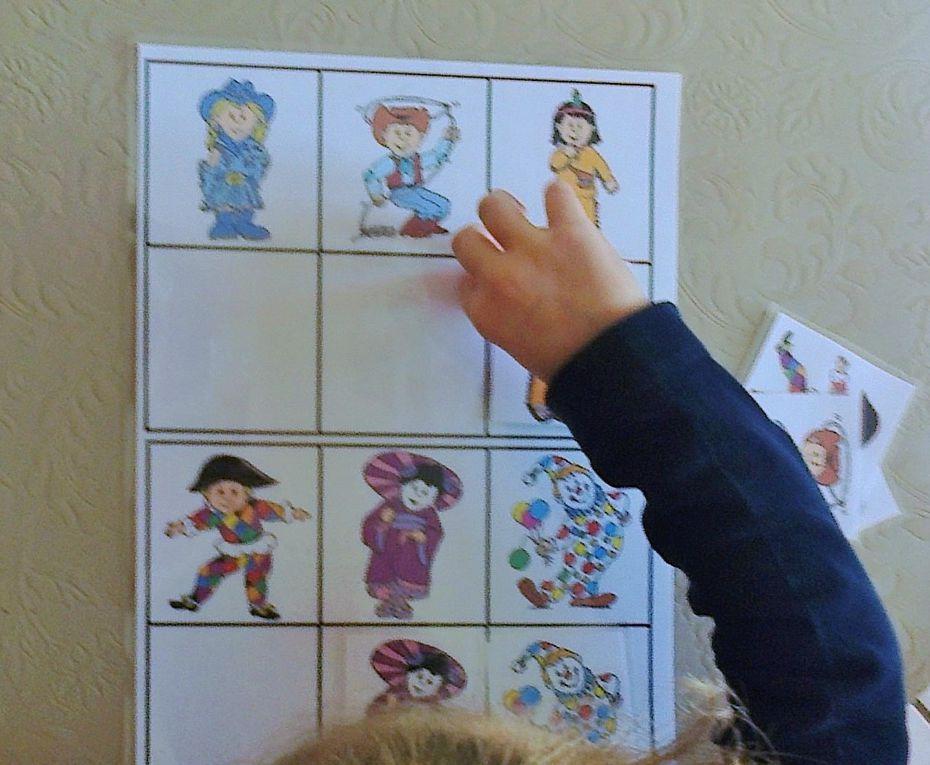 Nouvelles activités réalisées pour les enfants ce week end