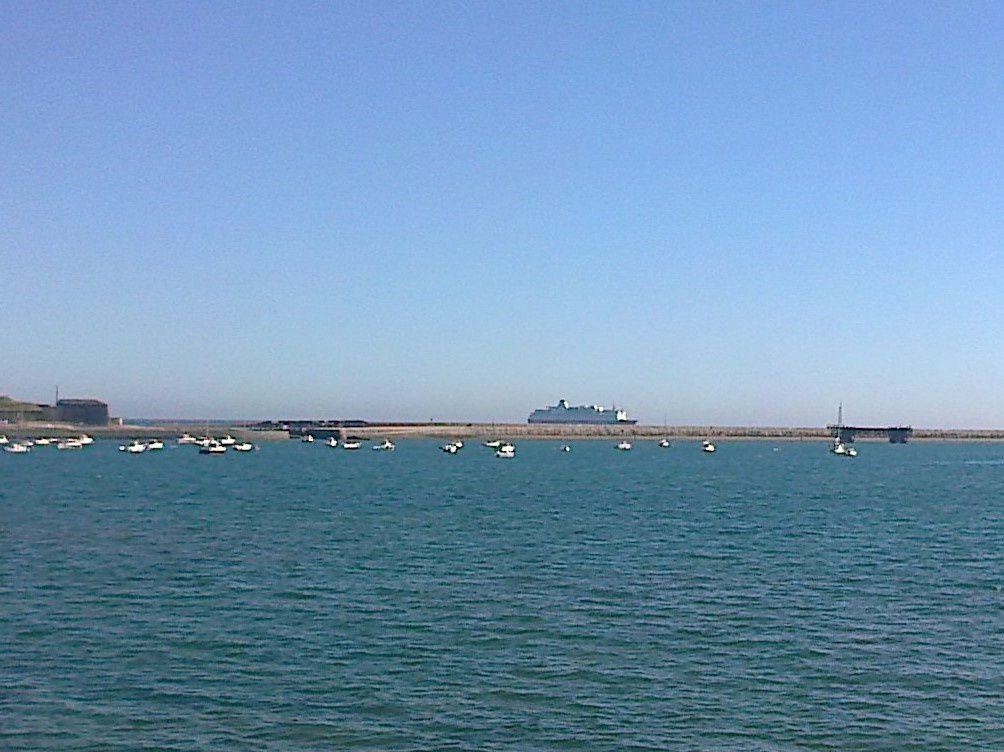 Petite promenade en bord de mer