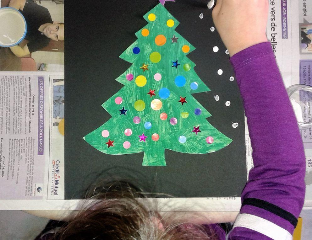 Activité Noël 2015