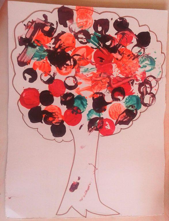 Mon petit arbre d'automne
